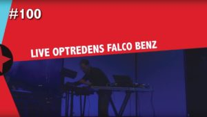 #100 Radboud Rocks - Live optreden Falco Benz
