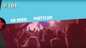 #104 Radboud Rocks - Partycam