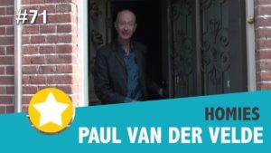 #71 HOMIES [1/5] - Paul van der Velde