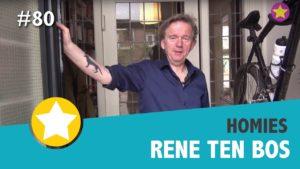 #80 HOMIES [3/5] - René ten Bos