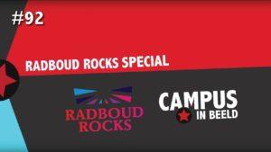 #92 RADBOUD ROCKS 2017