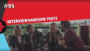 #95 Radboud Rocks - Interview Handsome Poets