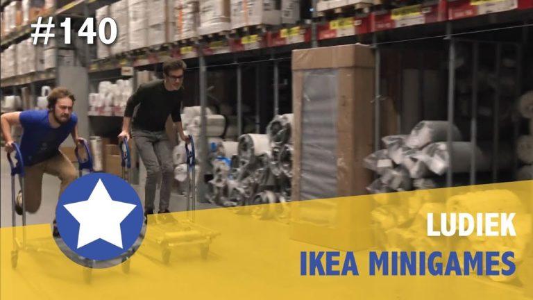 #140 IKEA minigames