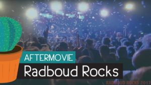 Aftermovie - Radboud Rocks