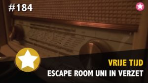 #194 Universiteit in verzet - Escape Room