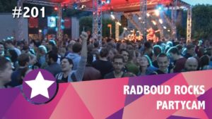 #201 - Partycam Radboud Rocks