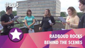 #203 - Behind The Scenes Radboud Rocks