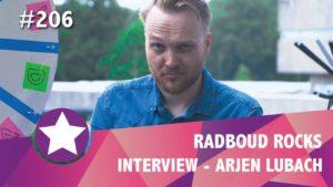 #206 - Radboud Rocks 2018 - Interview Arjen Lubach