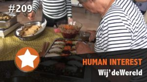 #209 - Eten bij Wij'dewereld