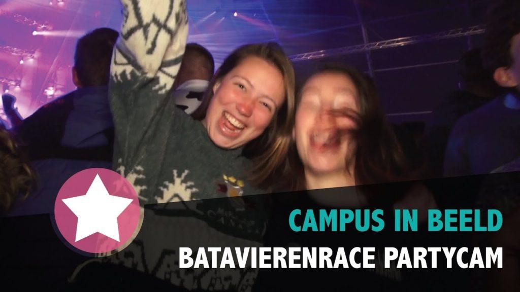 Batavierenrace partycam