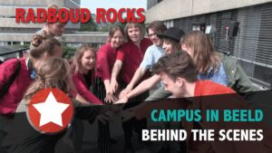Radboud Rocks 2019 - Behind the scenes