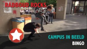 Radboud Rocks 2019 - Bingo