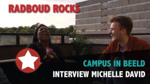 Radboud Rocks 2019 - Interview Michelle David