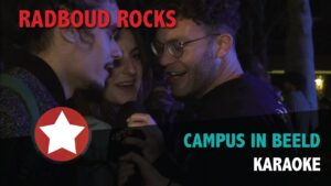 Radboud Rocks karaoke