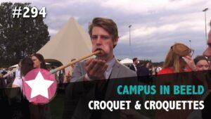 #294 Croquet & Croquettes