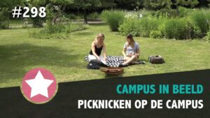 #298 Picknicken op de campus