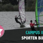Sporten bij Aeolus
