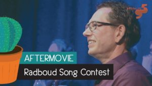 Aftermovie - Radboud Song Contest