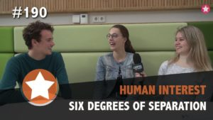 #190 - Six degrees of separation
