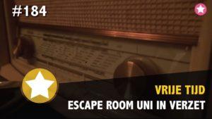 #194 Universiteit in verzet - Escape Room