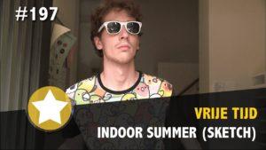 #197- Sketch Indoor Summer