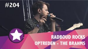#204 - Radboud Rocks 2018 - Optreden the Brahms