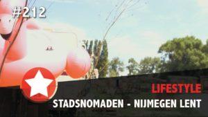 #212 - Duurzaam leven en verplicht feesten bij de Stadsnomaden in Nijmegen