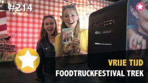#214 - Foodtruckfestival TREK als break voor studeren!