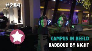 #284 Radboud by night