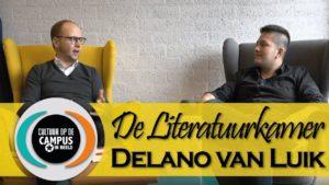 Literatuurkamer –  Delano van Luik