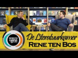 Literatuurkamer – René ten Bos