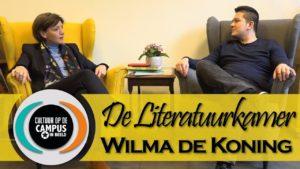 Literatuurkamer – Wilma de Koning