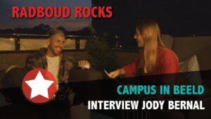 Radboud Rocks 2019 - Interview Jody Bernal