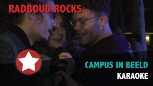 Radboud Rocks karaoke