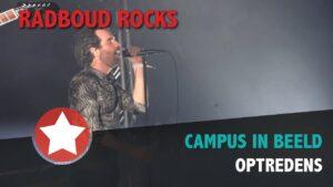 Radboud Rocks optredens