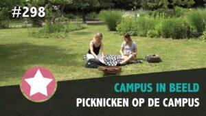 #298 Picknicken op de campus